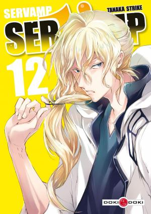 Servamp 12 Simple