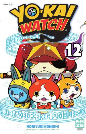 Yo-kai watch 12 Simple