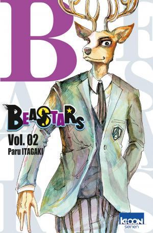 Beastars # 2 Simple