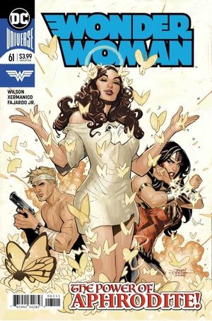 Wonder Woman # 61