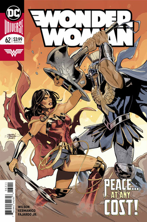 Wonder Woman # 62 Issues V5 - Rebirth (2016 - 2019)