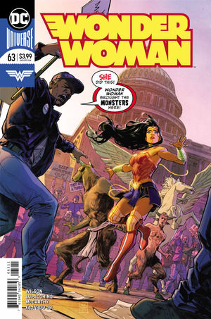 Wonder Woman # 63 Issues V5 - Rebirth (2016 - 2019)