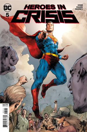 Heroes in Crisis # 5 Issues (2018 - 2019)