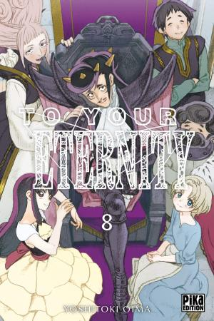 To your eternity 8 Simple