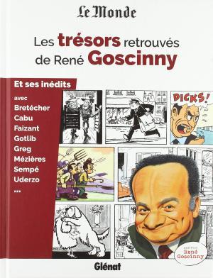 Les trésors retrouvés de René Goscinny édition simple
