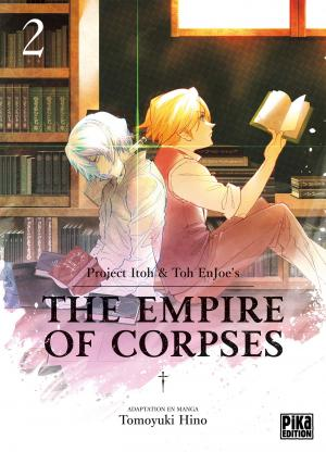 The empire of corpses  Simple