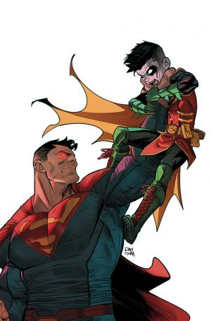 Adventures of The Super Sons # 6