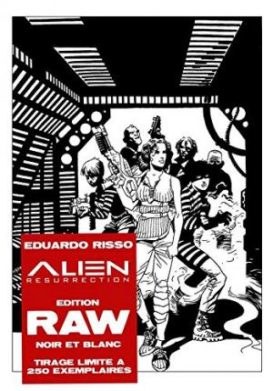 Alien Resurrection édition TPB hardcover (cartonnée)