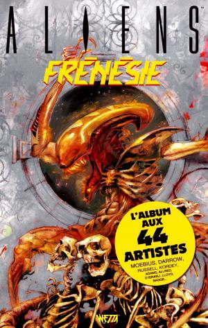 Aliens Frénésie édition TPB hardcover (cartonnée)