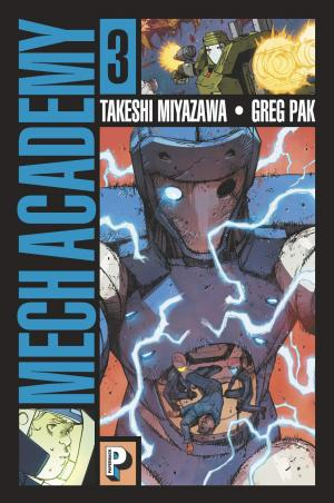 Mech Academy 3 TPB softcover (souple)