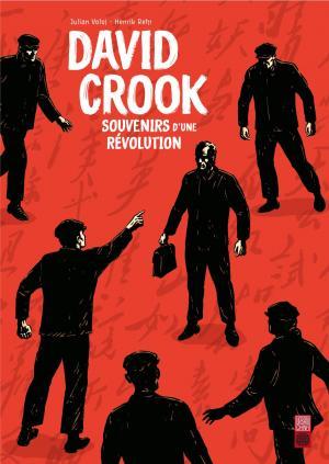 David Crook édition TPB hardcover (cartonnée)