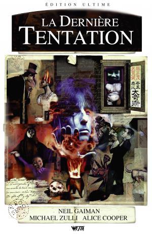 La dernière tentation édition TPB hardcover (cartonnée)