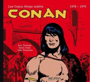 Conan - Les Comic Strips Inédits édition Intégrale