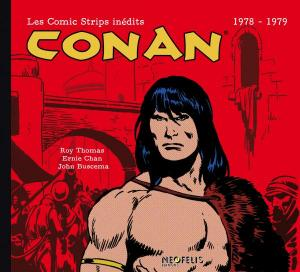 Conan - Les Comic Strips Inédits