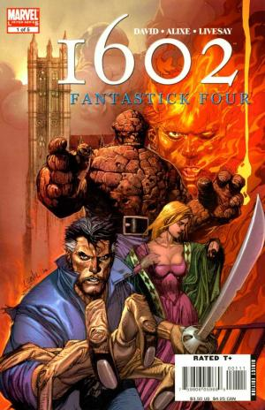 1602 - Fantastick Four édition Issues (2006 - 2007)
