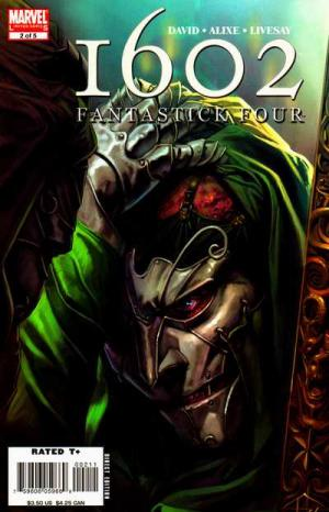 1602 - Fantastick Four # 2 Issues (2006 - 2007)