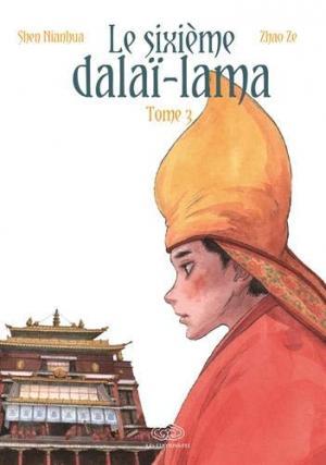 Le Sixième Dalaï-Lama 3 Simple