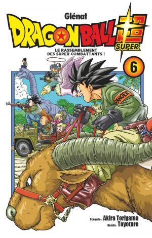 Dragon Ball Super # 6