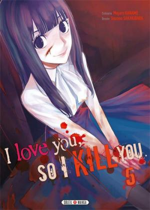 I love you so I kill you # 5