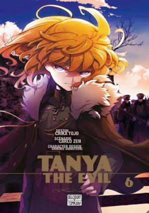 Tanya The Evil 6 Simple