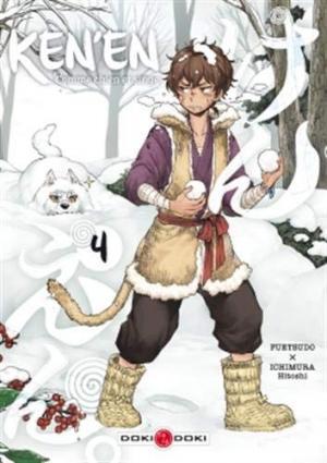 Ken'en - Comme chien et singe 4 Simple