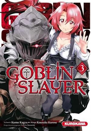 Goblin Slayer # 3