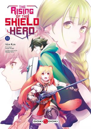The Rising of the Shield Hero 11 Simple