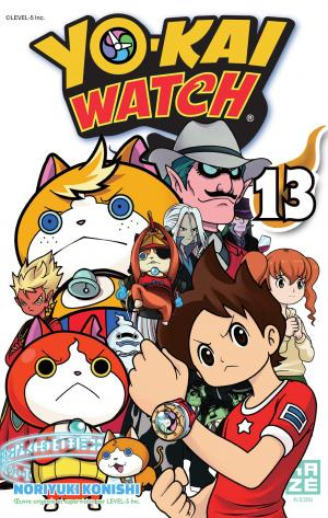 Yo-kai watch # 13