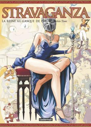 couverture, jaquette Stravaganza - La Reine au Casque de Fer 7  (casterman manga)