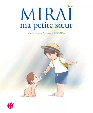 Mirai, ma petite soeur édition Simple