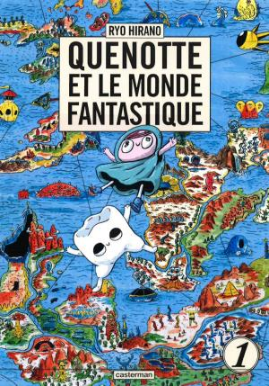 Quenotte et le monde fantastique 1 Simple