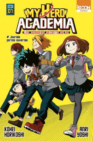 My hero academia - Les dossiers secrets de UA édition Simple