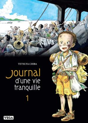 Journal d'une vie tranquille 1 Simple