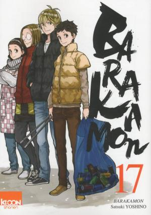 Barakamon 17 Simple
