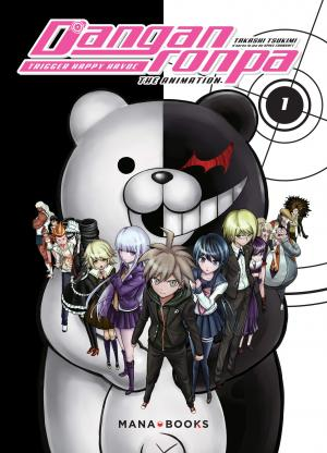 Danganronpa: The animation # 1