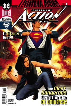 Action Comics # 1007 Issues V1 Suite (2016 - Ongoing)