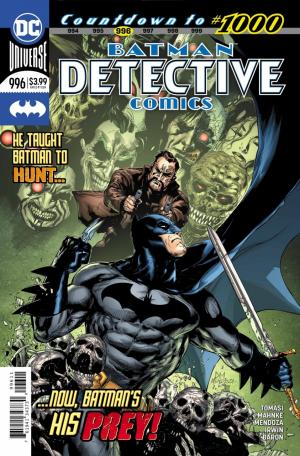 Batman - Detective Comics # 996 Issues V1 Suite (2016 - Ongoing)