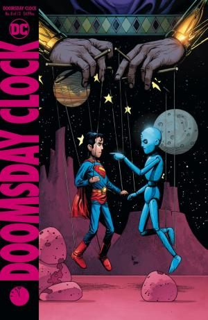 Doomsday Clock # 8 Issues (2017 - 2018)