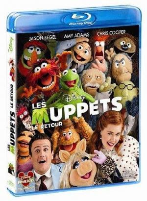 Les Muppets, le retour édition Simple