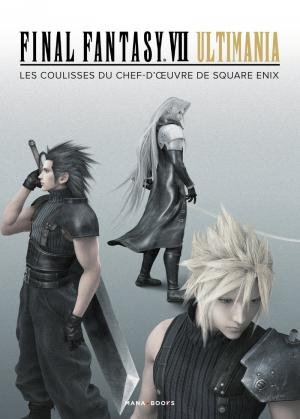couverture, jaquette Final Fantasy VII 10th Anniversary Ultimania, Revised Edition   (Mana Books)