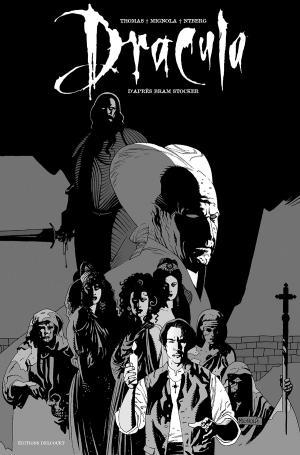 Dracula (Stoker) édition TPB hardcover (cartonnée) - Collector NetB