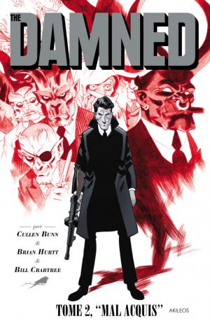 The Damned 2 TPB hardcover (cartonnée)