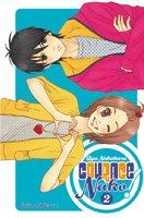 couverture, jaquette Courage Nako ! 2  (Delcourt Manga) Manga