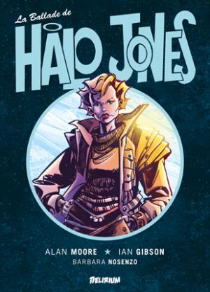 La ballade d'Halo Jones édition TPB hardcover (cartonnée)