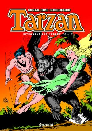 Tarzan - Intégrale Joe Kubert 2 TPB hardcover (cartonnée)