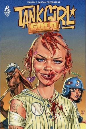 Tank Girl - Gold édition TPB Hardcover (cartonnée)