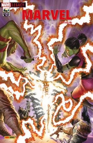 Marvel Legacy - Marvel Epics # 3