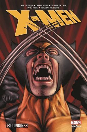 X-Men - Les Origines édition TPB Hardcover - X-Men - Marvel Deluxe (2018)
