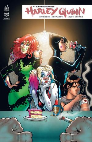 Harley Quinn Rebirth # 4