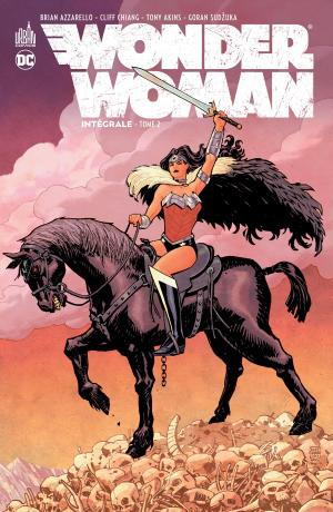 Wonder Woman 2 Intégrale - Issues V4 - New 52